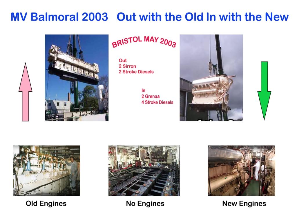 MV Balmoral Educational Factsheet E