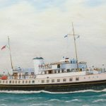 New Painting of Balmoral by Tony Horn