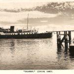 MV Balmoral at Cowes